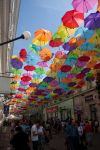 Umbrella Street by mariustipa