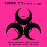 BIOHAZARD: 2013 by LittleGreenGamer