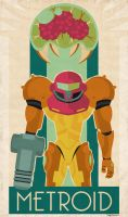 Metroid by tskrening