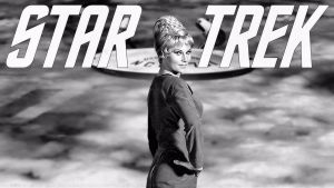 Grace Lee Whitney Yeoman Janice Rand XVI by Dave-Daring