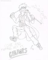 COME AND GET IT, CHUMPS by AisforInterval