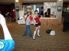 AFest '10: Red Sniper, Scout by TEi-Has-Pants