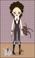 Poupee Girl - The Bunny Girl - by SolDevia