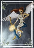 Athena by Ray3000