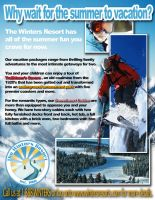 The Winters Resort Magazine AD by DarkGX