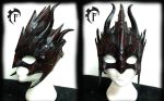 Abyssal sorcerer mask by Feral-Workshop