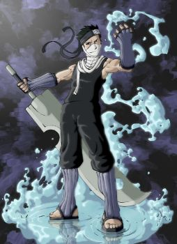 Zabuza by JohnRambo