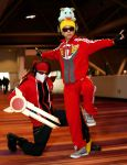 SKT T1 Lee Sin and Zed MTAC 2015 by Lightning--Baron