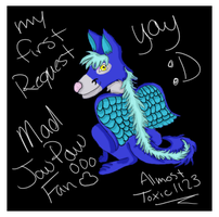 MadJawPawFan Request by Almost-Toxic