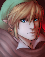link -- skyward sword by Raven-igma