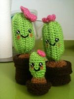 Cactus Family by anapeig