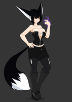 Dominatrix Shadow by AngelTheCatgirl