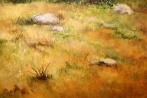 Painted grass details by aliciamac