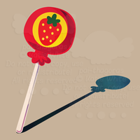 DaD - 022 Strawberry Lollipop by pai-thagoras