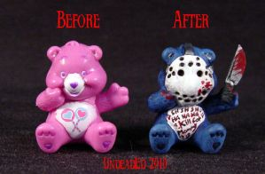 Killer Care Bear Jason V  comp by Undead-Art
