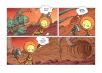 Alive on Planet X page 11 by MetalSnail