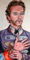Chris Martin by andytaylor756
