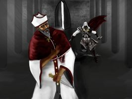 Cardinal Sin by endave