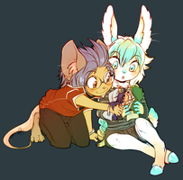Shippers by xMits
