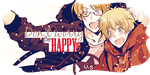 Don't worry be happy by tophbbeiffong
