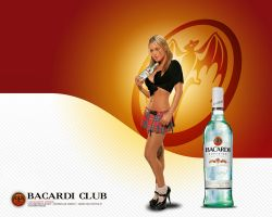 Bacardi Wallpaper 1 by olex