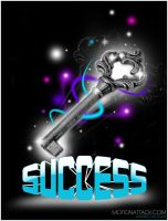 Success Poster by motion-attack