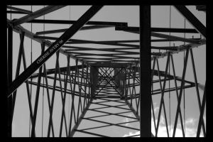 Tower B+W by ACDCpincushion