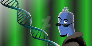 Strand-ed (Osmosis Jones) by The-TimeRunner