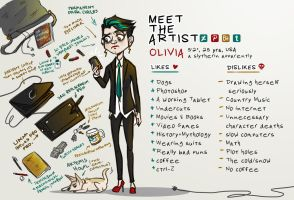 Meet the Artist 2k17 by Alyvia-Write