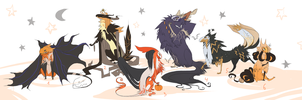 Halloween adopts $15 by Lingrimm