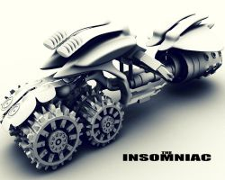 The Insomniac by boomtrance