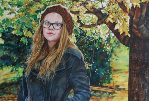 Naturally and Eternally by Face-Reality