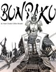 Bunraku Cover volume 1 by Bisanti
