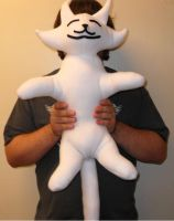 Plush: Homestuck Pounce de Leon by sakuraluvsuall
