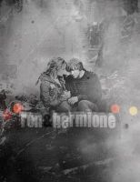 Ron and Hermione by DetectiveMaya