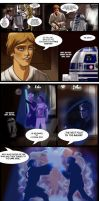 The very basic question: a New Hope AU - Star Wars by lisuli79