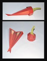 Chili Pepper Package by SketchbookBoy