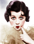 Mae Questel by grimmhouse