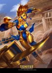 SMITE: Serqet Gold by ChrisBjors