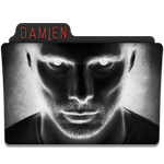 Damien : TV Series Folder Icon v2 by DYIDDO