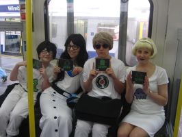 LFCC 2012: Beta Kids by Cubie-Panda
