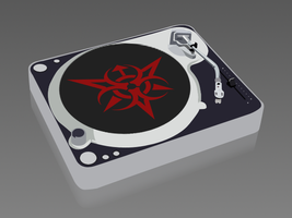 HR Turntable by cdctemplar