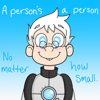 No Matter How Small by CantateDomino