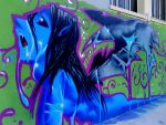 Graffiti by FakeEscape