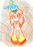 Cream And Cheese by relyon
