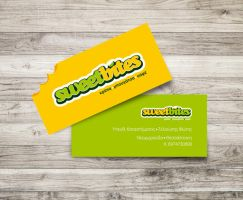 business card sweetbites by deviantonis