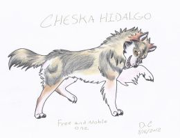 Cheska Hidalgo by DragonShuck