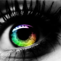 Rainbow Eye by bet-on-this