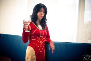 Avengers Assemble - Cocktail Iron Woman 5 by LiquidCocaine-Photos