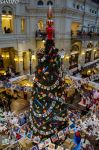 New year tree(GUM, Moscow) by Dactari
